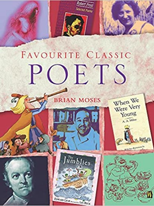 Favourite Classic Poets Cover