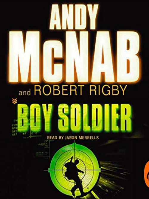 Boy Soldier Cover