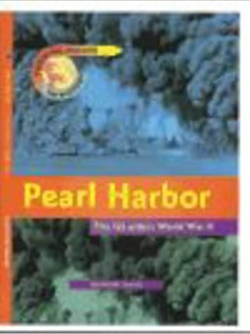 Turning Points In History: Pearl Harbour Cover