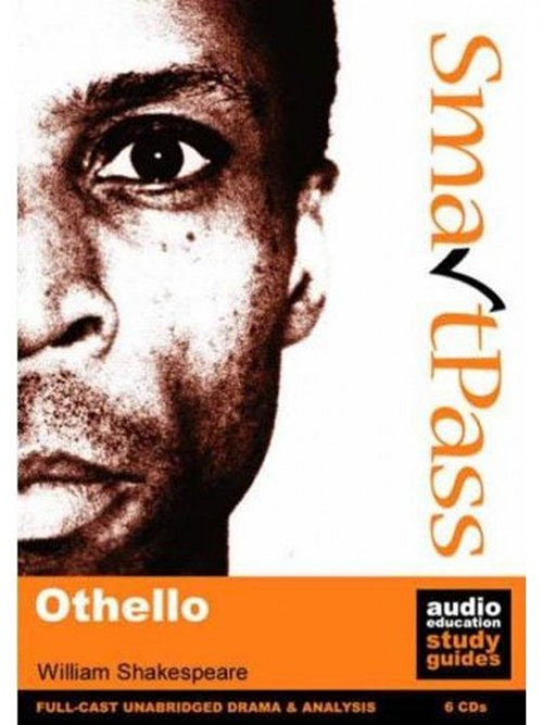 Othello - Smartpass Study Guide Cover