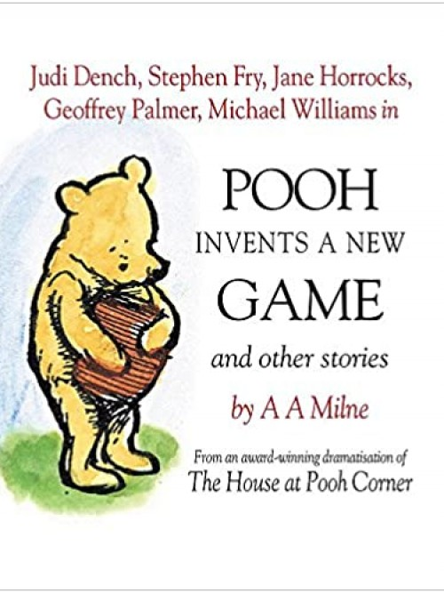 Pooh Invents A Game & Other Stories Cover