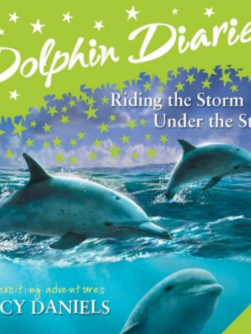 Dolphin Diaries Series Book 4: Under the Stars Cover