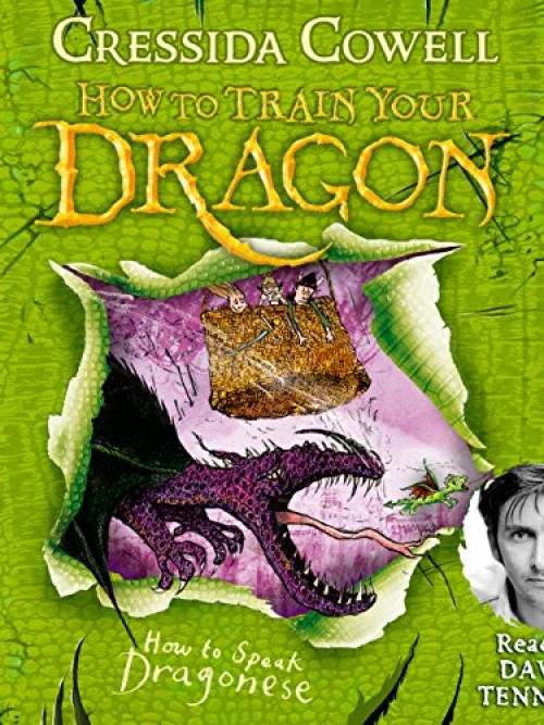 How To Speak Dragonese Cover