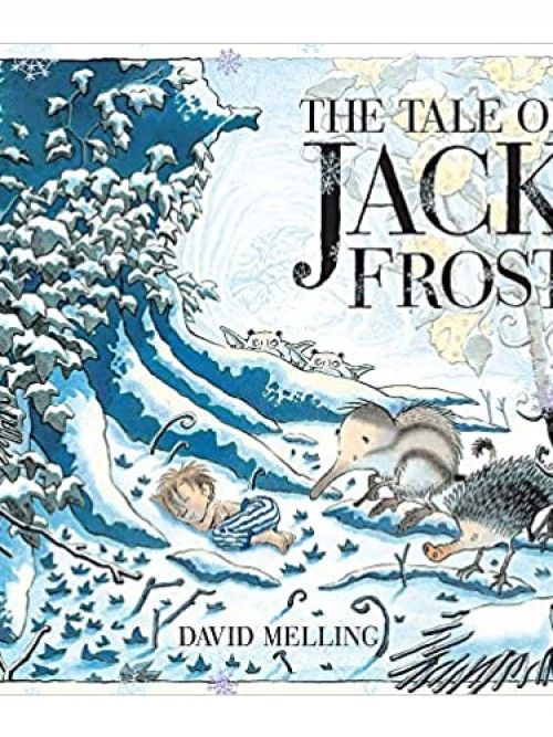 The Tale of Jack Frost Cover