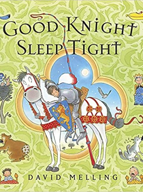 Good Knight Sleep Tight Cover