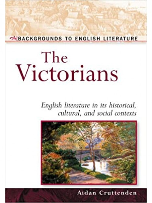 Backgrounds To English Literature: The Victorians Cover
