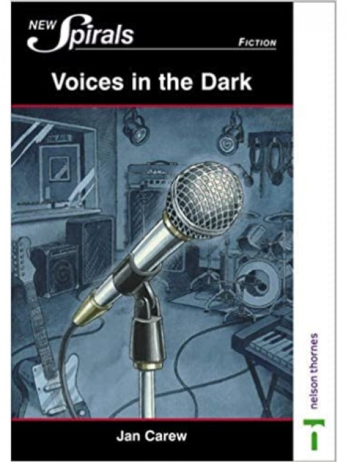 Voices In the Dark Cover