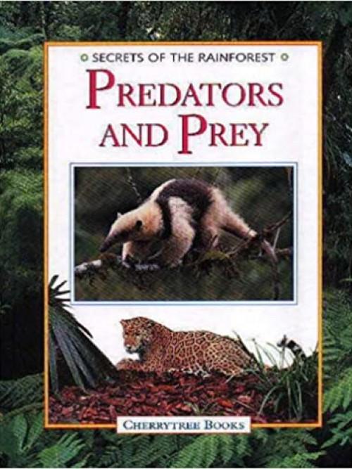 Secrets of the Rainforest: Predator and Prey Cover