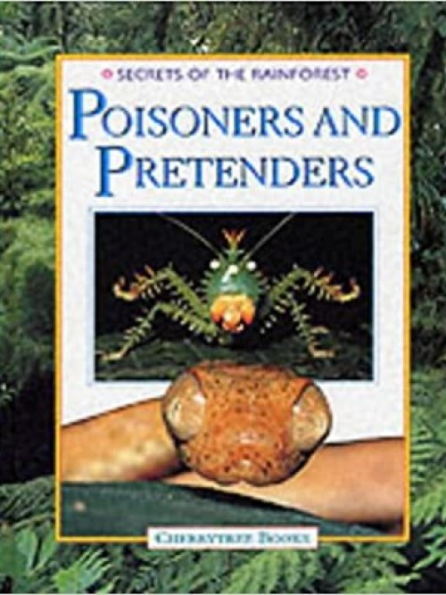 Secrets of the Rainforest: Poisoners and Pretenders Cover