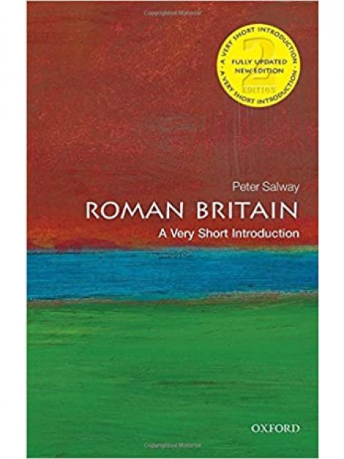 Roman Britain: A Very Short Introduction Cover