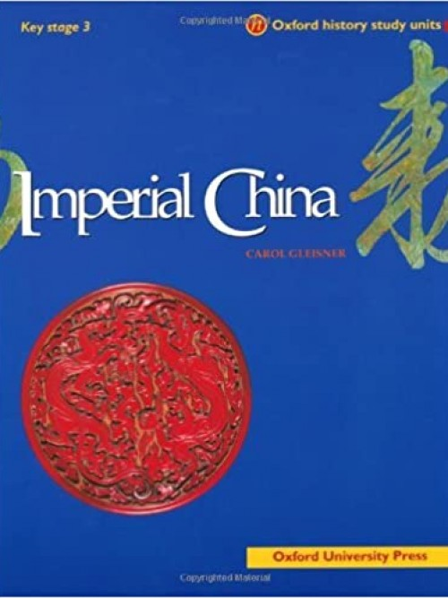 Imperial China Cover