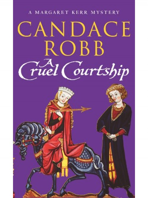 A Cruel Courtship Cover
