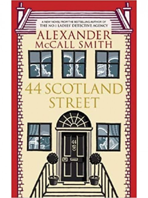 44 Scotland Street Series Book 1: 44 Scotland Street Cover