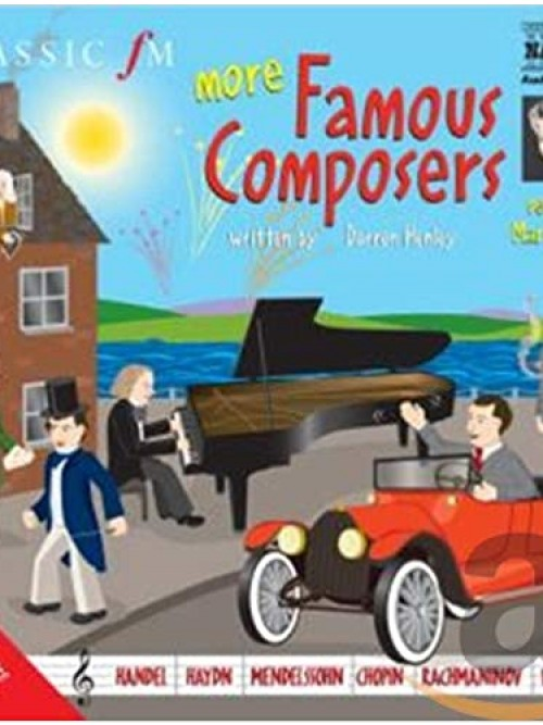 Famous Composers Cover