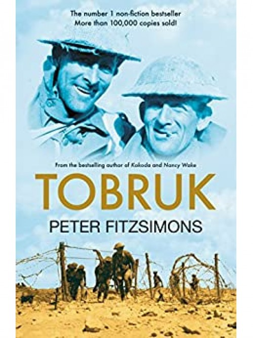 Tobruk Cover