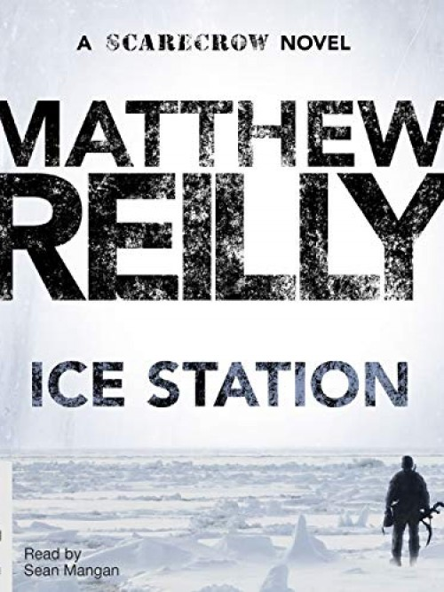 Ice Station Cover