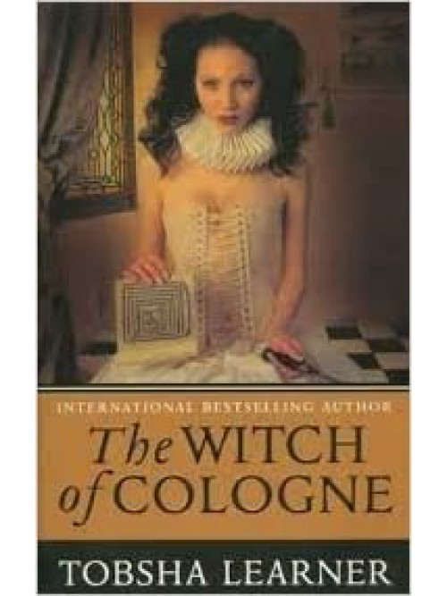 The Witch of Cologne Cover