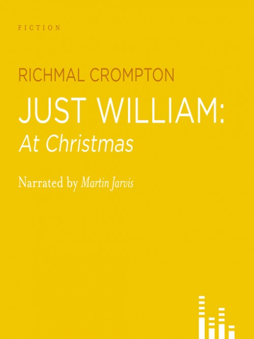 Just William At Christmas Cover