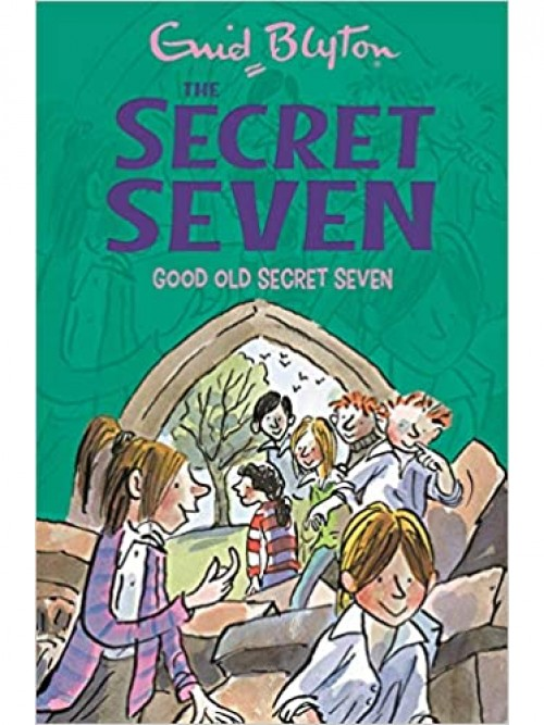 Good Old Secret Seven Cover