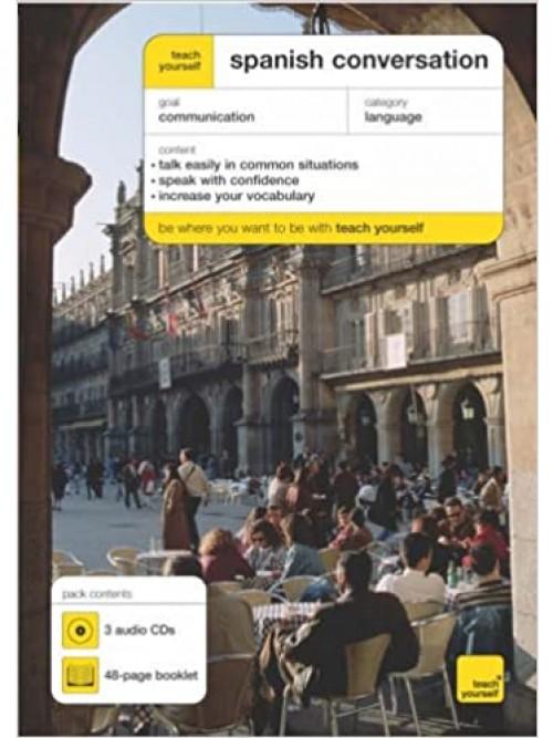 Teach Yourself: Spanish Conversation Cover