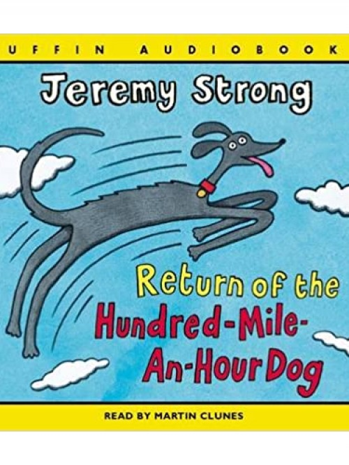 Return of the Hundred-mile-an-hour Dog Cover
