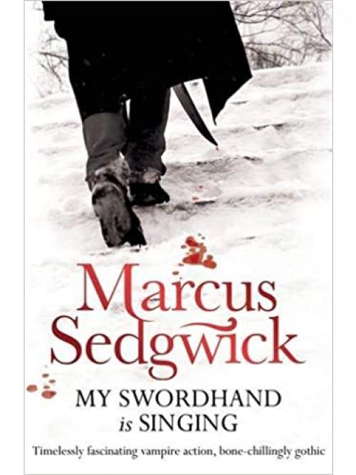 My Swordhand Is Singing Cover