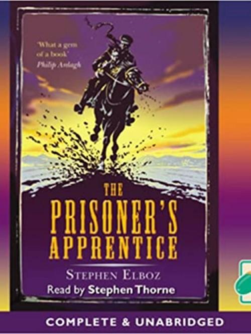 The Prisoner's Apprentice Cover
