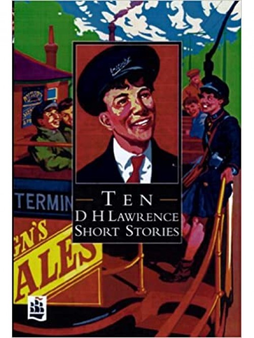 Ten DH Lawrence Short Stories Cover