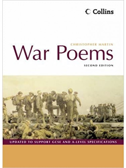 War Poems Cover