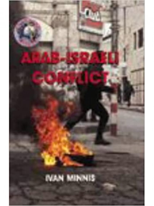 Troubled World: The Arab-israeli Conflict Cover