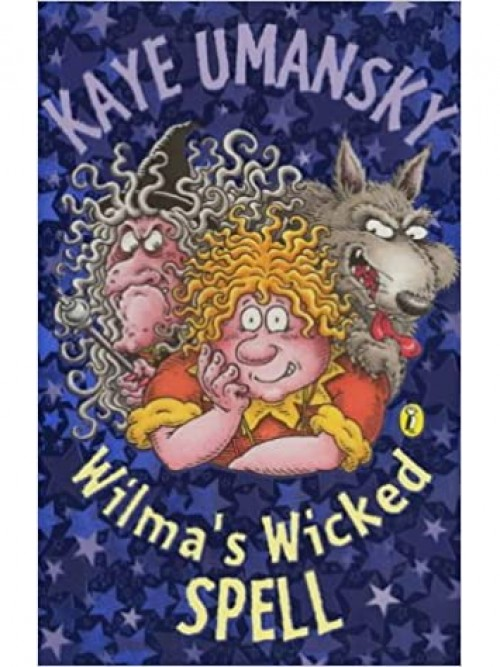 Wilma's Wicked Spell Cover