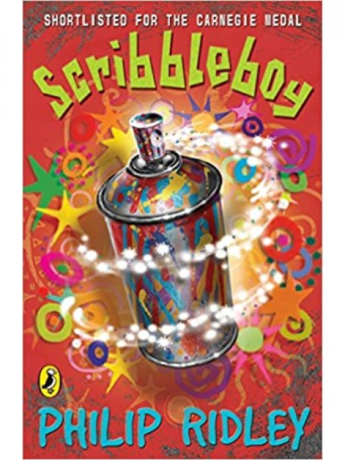 Scribbleboy Cover