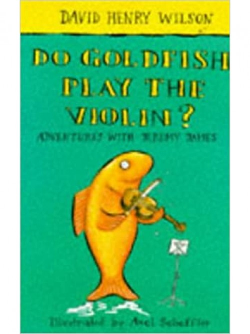Do Goldfish Play the Violin? Cover