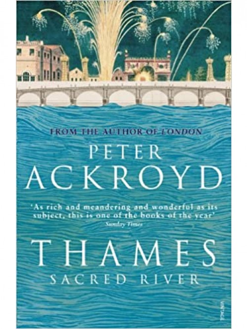 Thames Sacred River: Volumes 1-3 Cover