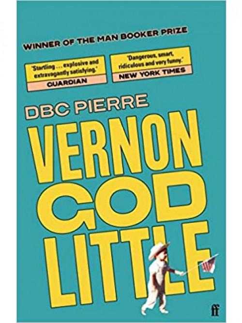 Vernon God Little Cover