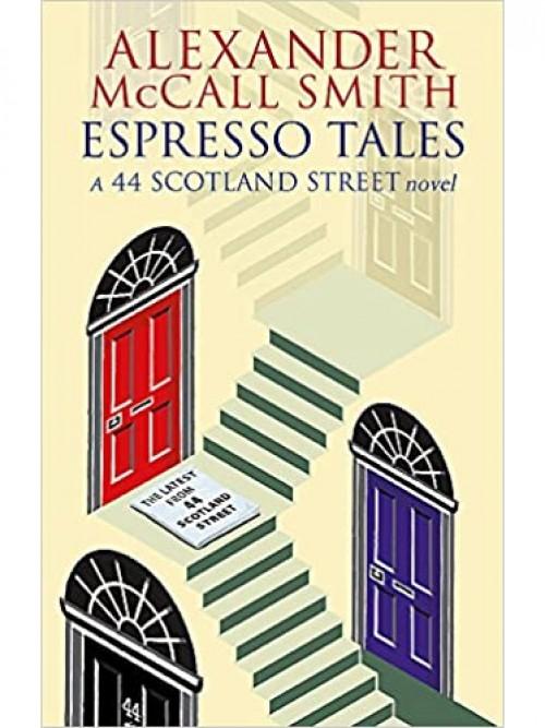 44 Scotland Street Series Book 2: Espresso Tales Cover