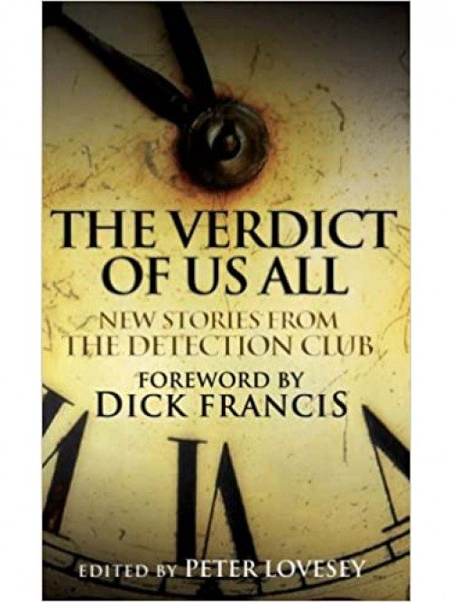 The Verdict of Us All: New Stories From the Detection Club Cover