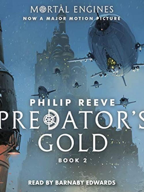 Predator's Gold Cover