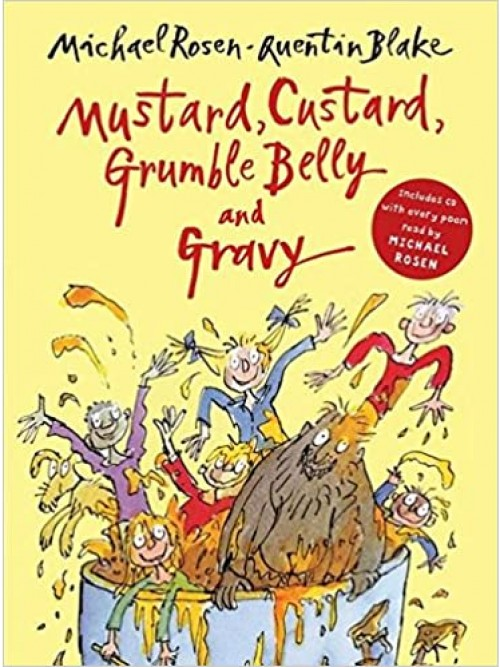 Mustard, Custard, Grumble Belly and Gravy Cover