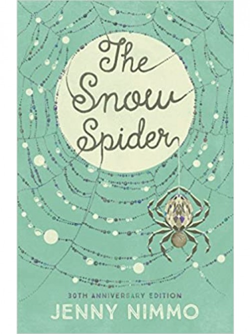 The Snow Spider Cover