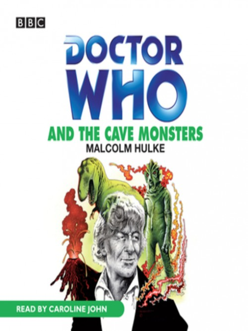 Doctor Who and the Cave Monsters Cover
