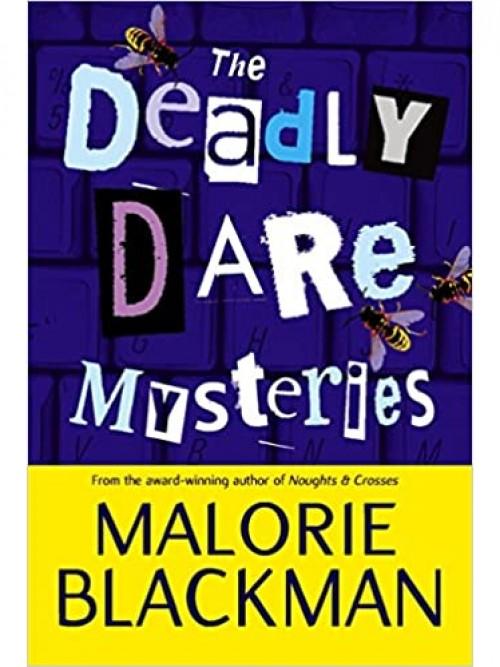 Deadly Dare Cover