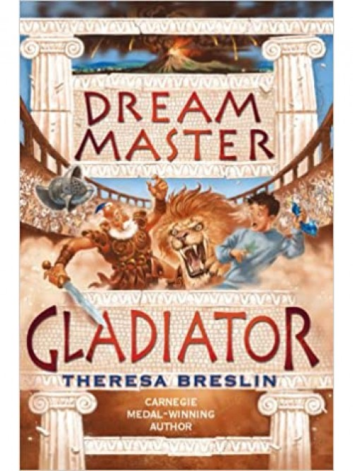 Dream Master: Gladiator Cover