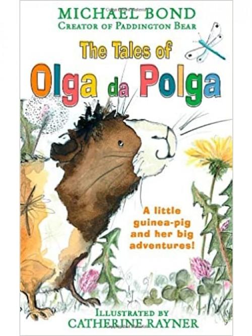 The Tales of Olga Da Polga Cover
