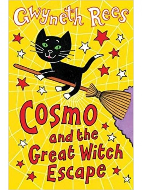 Cosmo and the Great Witch Escape Cover