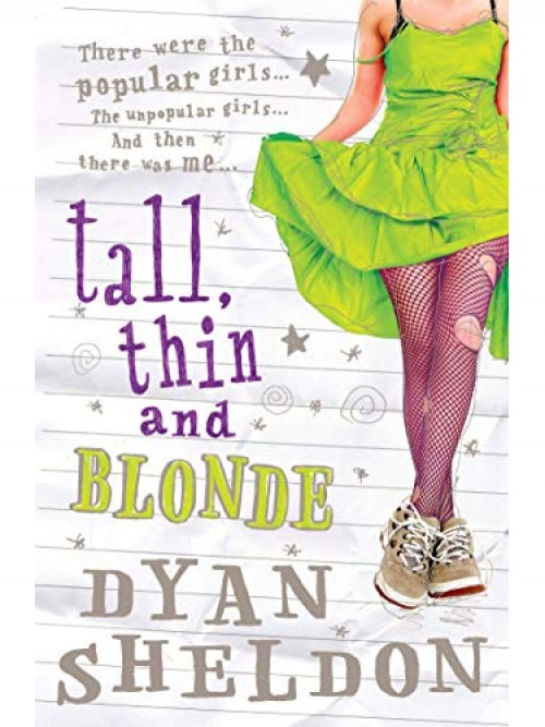 Tall, Thin and Blonde Cover