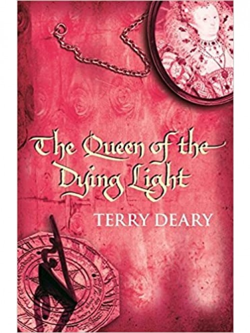 Tudor Chronicles Book 6: The Queen of the Dying Light Cover