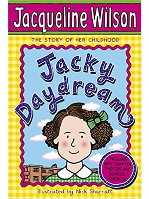 Jacky Daydream Cover