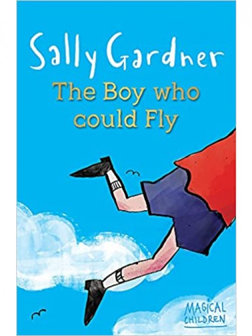 The Boy Who Could Fly & the Invisible Boy Cover