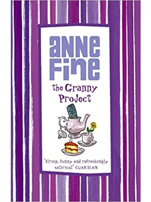 The Granny Project Cover
